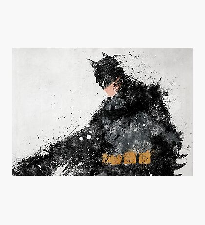 A Hero Photographic Print
