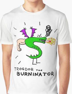 Trogdor, The Burninator Graphic T-Shirt