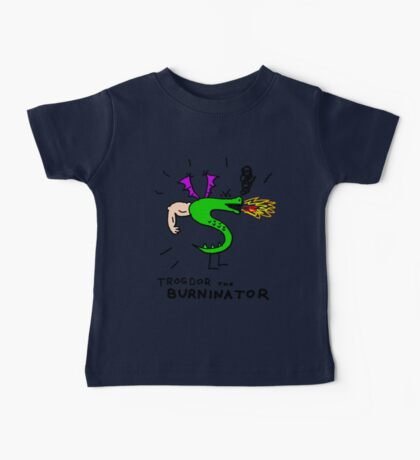 Trogdor, The Burninator Baby Tee