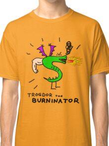 Trogdor, The Burninator Classic T-Shirt