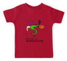 Trogdor, The Burninator Kids Tee