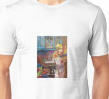 1128 gerdasmitart Ebby Unisex T-Shirt