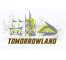 Tomorrowland Photographic Print