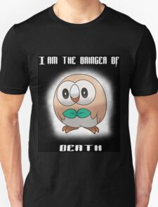 Bringer of Death Rowlet Unisex T-Shirt