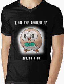 Bringer of Death Rowlet Mens V-Neck T-Shirt