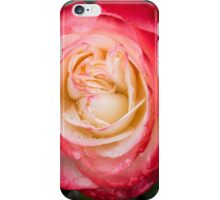 Rose and Rain - Pinks and Creams and Whites iPhone Case/Skin