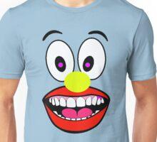 Crazy Clown Unisex T-Shirt