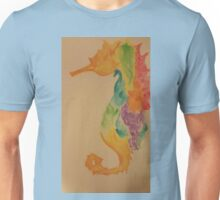 Beautiful Seahorse Unisex T-Shirt