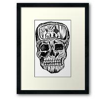 DoomedAlps  Framed Print