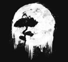 Midnight Spirits One Piece - Short Sleeve