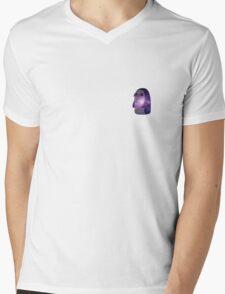 Penguin galaxy tumblr Mens V-Neck T-Shirt