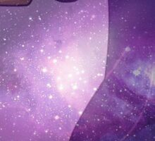 Penguin galaxy tumblr Sticker