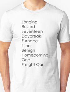 Winter Solder  T-Shirt