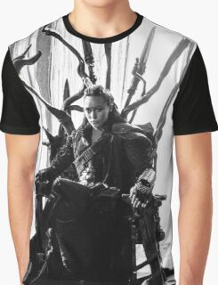 lexa Graphic T-Shirt
