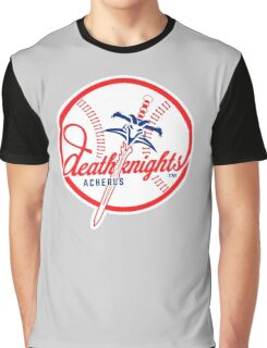 Death Knights - WoW Baseball Series Graphic T-Shirt