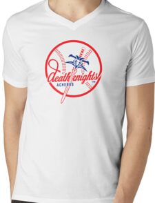 Death Knights - WoW Baseball Series Mens V-Neck T-Shirt