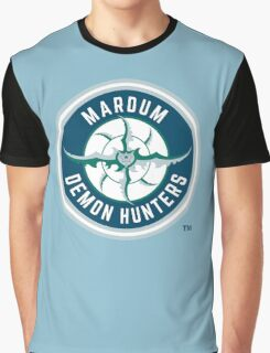 Demon Hunters - WoW Baseball  Graphic T-Shirt