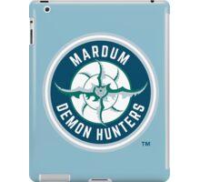Demon Hunters - WoW Baseball  iPad Case/Skin