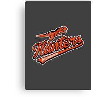 Hunters - WoW Baseball Canvas Print