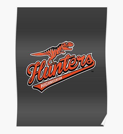 Hunters - WoW Baseball Poster