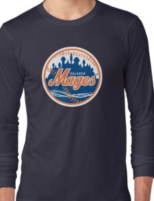 Mages - WoW Baseball  Long Sleeve T-Shirt