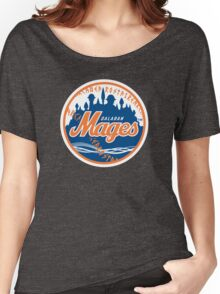 Mages - WoW Baseball  Women's Relaxed Fit T-Shirt