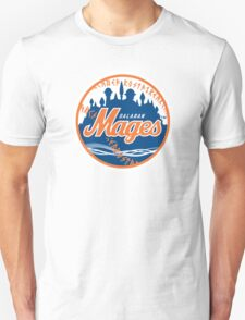 Mages - WoW Baseball  Unisex T-Shirt
