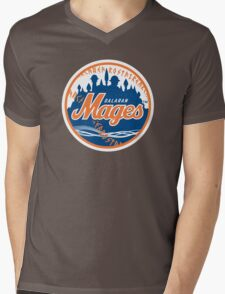 Mages - WoW Baseball  Mens V-Neck T-Shirt