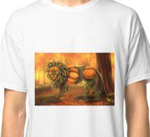The Lion Pumpking Classic T-Shirt