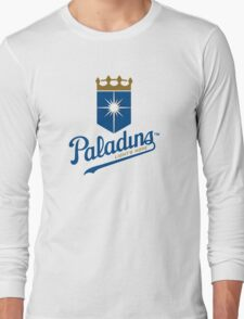 Paladins - WoW Baseball Long Sleeve T-Shirt