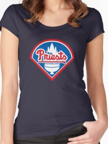 Priests - WoW Baseball Women's Fitted Scoop T-Shirt
