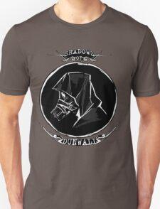 Black Shadows Unisex T-Shirt