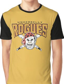 Rogues - WoW Baseball Series Graphic T-Shirt