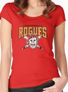 Rogues - WoW Baseball Series Women's Fitted Scoop T-Shirt