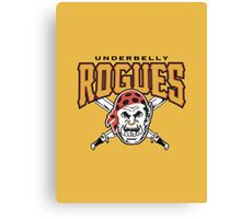 Rogues - WoW Baseball Series Canvas Print