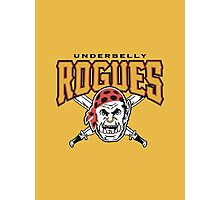 Rogues - WoW Baseball Series Photographic Print