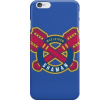 Shaman - WoW Baseball Series iPhone Case/Skin