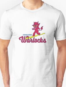 Warlocks - WoW Baseball Series Unisex T-Shirt