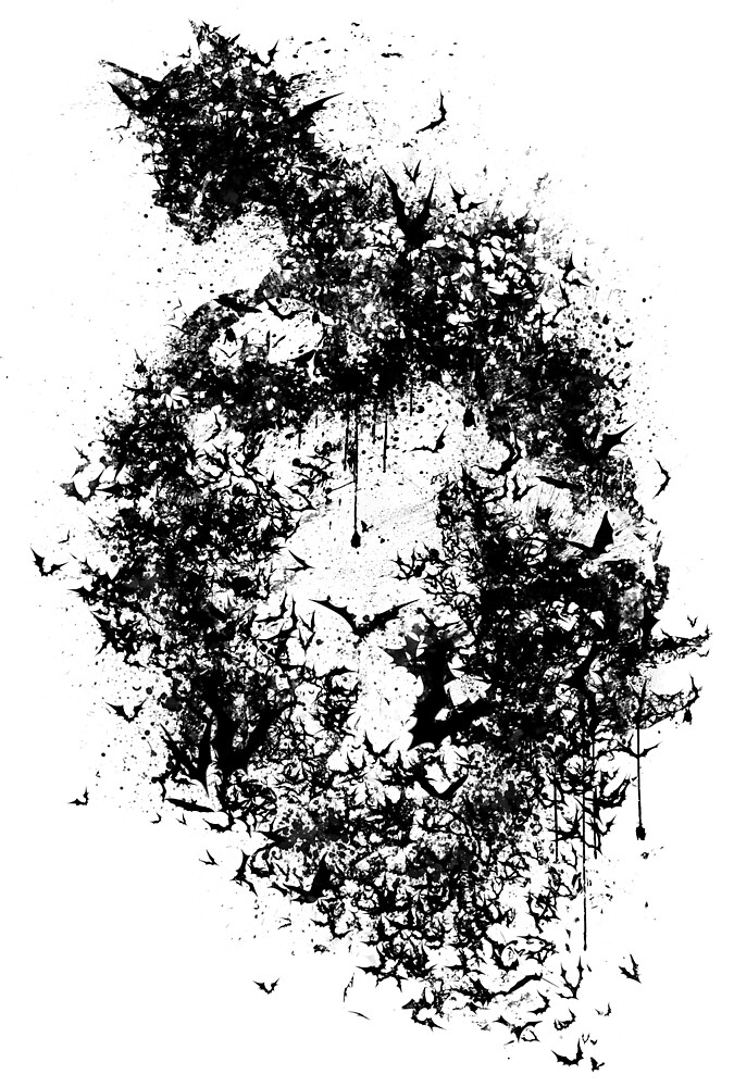 A Dark Cave by melissa-smith
