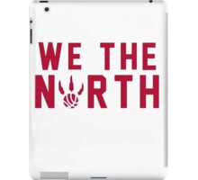 We The North, Raptors  iPad Case/Skin