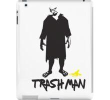 Trashman - X-Files iPad Case/Skin