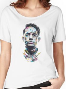 g-eazy Women's Relaxed Fit T-Shirt