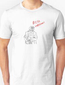Beta Uprising - Pepe's Revolution Unisex T-Shirt