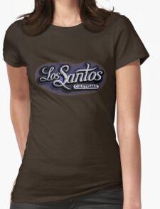 Los Santos Customs - GTA5 Womens Fitted T-Shirt
