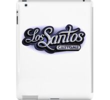 Los Santos Customs - GTA5 iPad Case/Skin