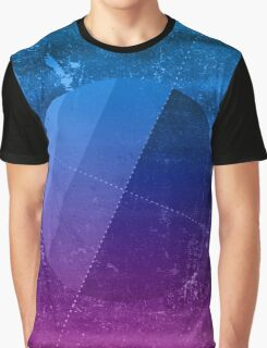23.4 Degrees:  Full Axial Tilt Graphic T-Shirt