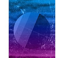 23.4 Degrees:  Full Axial Tilt Photographic Print