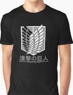Attack On Titan Symbol Graphic T-Shirt