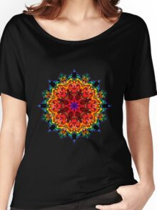Mandala 105-160505-01 Women's Relaxed Fit T-Shirt
