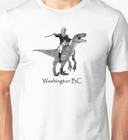 Washington, BC Unisex T-Shirt